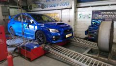 on the scoobyclinic dyno